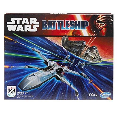 Jeu Battleship Édition Star Wars Bataille Navale Classique Hasbro Game - 0