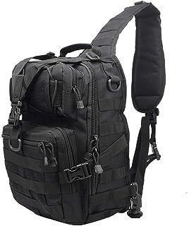 20L Tactical Assault Pack Military Sling Mochila Ejército Bolsa Impermeable For Caminatas Al Aire Libre Caza Que Acampa
