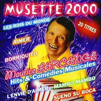 Musette 2000 ( Hits Et Comédies Musicales)