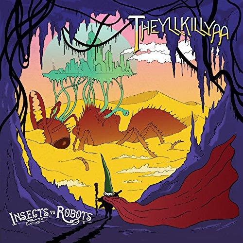 Theyllkillya [Vinyl LP]