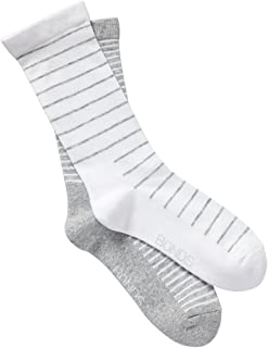 Bonds Women's Cotton Blend Very Comfy Fine Socks (2 Pack)