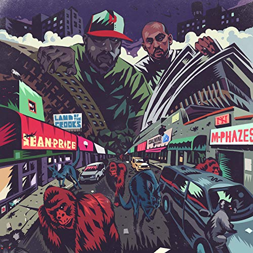 Land of the Crooks [Explicit]