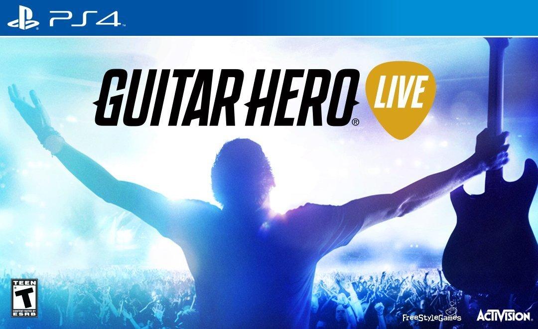 Guitar Hero Live 4 PlayStation Attention 5 ☆ very popular brand -