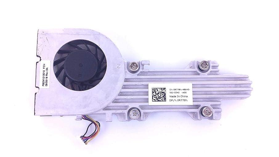 FBZM1012010 New Genuine Dell Latitude 2100 Cpu Cooling Fan & Heatsink R778N