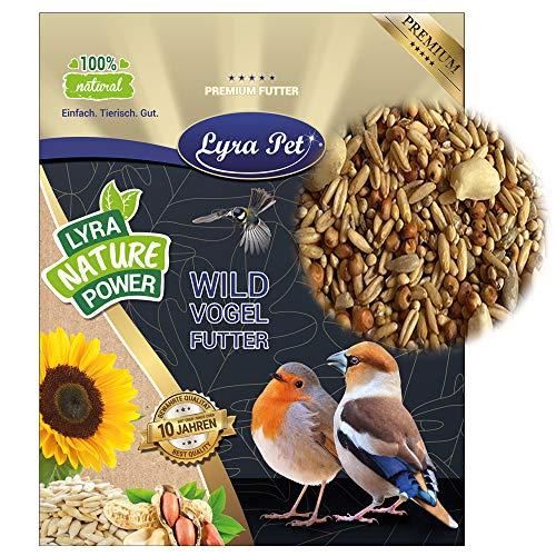 Lyra Pet® 25 kg Streufutter schalenfrei Wildvogelfutter ohne Schale schalenlos Vogelfutter Wildvögel Vögel