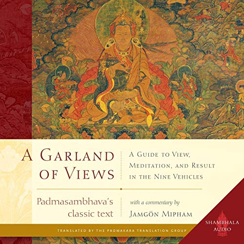 Couverture de A Garland of Views