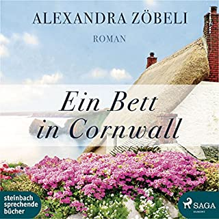 Ein Bett in Cornwall Titelbild