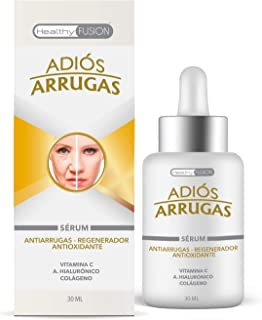 Potente sérum anti-arrugas y anti-aging | Acción hidratante | Previene y elimina las arrugas y los signos de la edad | Nut...