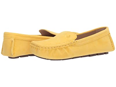 Janie and Jack Driver Shoe (Toddler/Little Kid/Big Kid) (Yellow) Boy