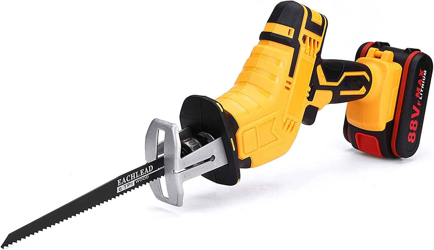 QWERTOUR 88V Cordless Max 63% OFF Animer and price revision Reciprocating Saw Wood Pipe Handsaw Metal