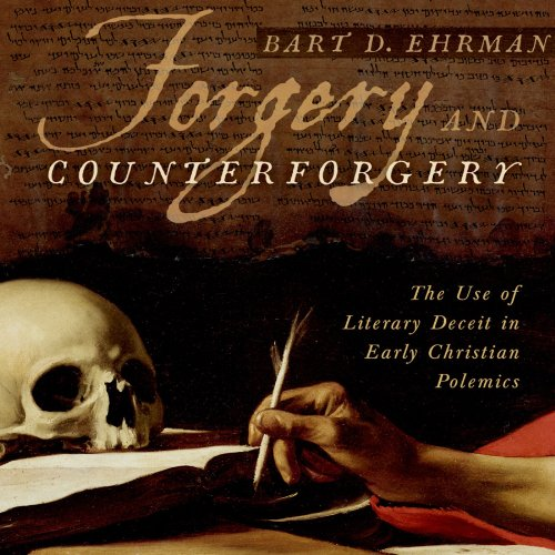 Forgery and Counterforgery audiobook cover art