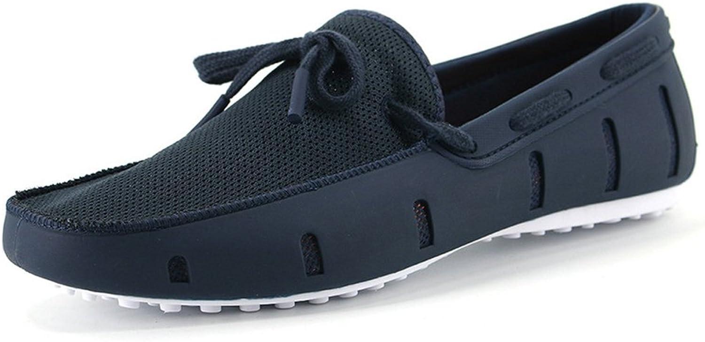 Qianliuk Herren Loafers Loafers Loafers Casual Fashion Hochwertige Schuhe Wohnungen Atmungsaktive Slip auf schwimmt Faulenzer Driving schuhe  b1ad7f