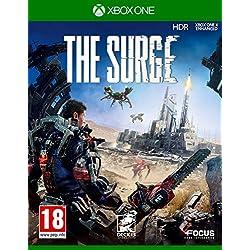The Surge + Steelbook The Surge: Amazon.es: Videojuegos