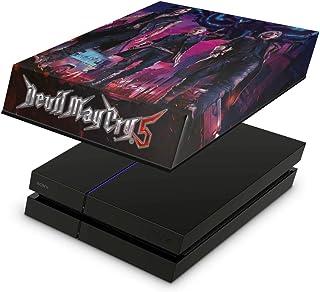 Capa Anti Poeira para PS4 Fat - Devil May Cry 5
