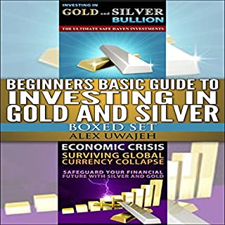 Beginners Basic Guide to Investing in Gold and Silver Set cover art