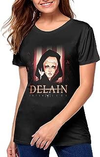 Best delain t shirt Reviews