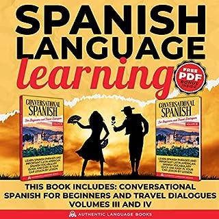 Spanish Language Lessons cover art