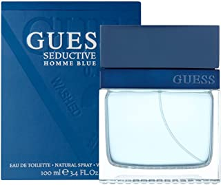 Set of 2 Guess Seductive Blue For Men 100 ml
