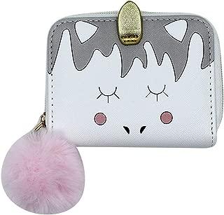 Sequins Unicorn Wallet Purse Shoulder Handbag Crossbody Bag