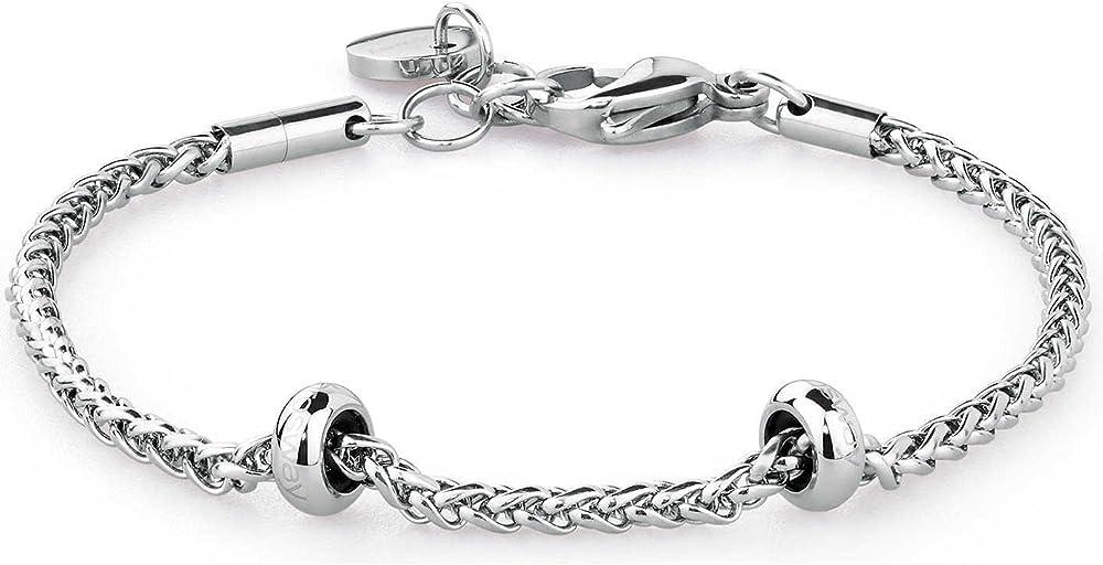 Brosway tres jolie mini bracciale per donna in acciaio anallergico BBR36