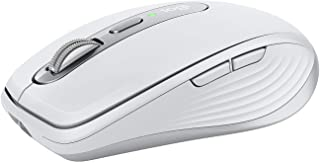 ロジクール MX ANYWHERE 3 ワイヤレス モバイルマウス MX1700PG Unifying Bluetooth 高速スクロールホイール 充電式 ワイヤレスマウス 無線 マウス windows mac chrome iPad OS M...