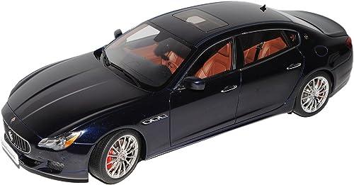 AUTOart Maserati Quattroporte GTS Limousine Blau VI 6. Generation Ab 2013 75807 1 18 Modell Auto