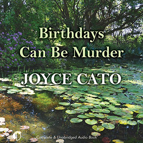 Birthdays Can Be Murder cover art