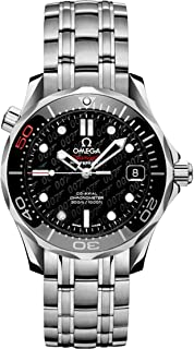 Seamaster 007 James Bond 50Th Anniversary Limited Edtion Midsize Watch 212.30.36.20.51.001