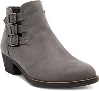 Womens Tommy Ankle Boot