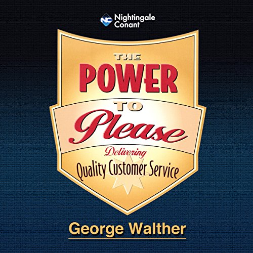 The Power to Please audiobook cover art