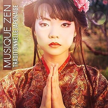 Musique Zen Traditionnelle Japonaise: Son Oriental Relaxant, Thérapie de Guérison avec Koto, Méditation Chakra Tibétaine, Retraite Spirituelle
