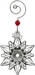 Best waterford 2015 snowflake ornament Reviews