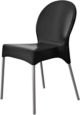 Tarrison Products Diana Chair, Black