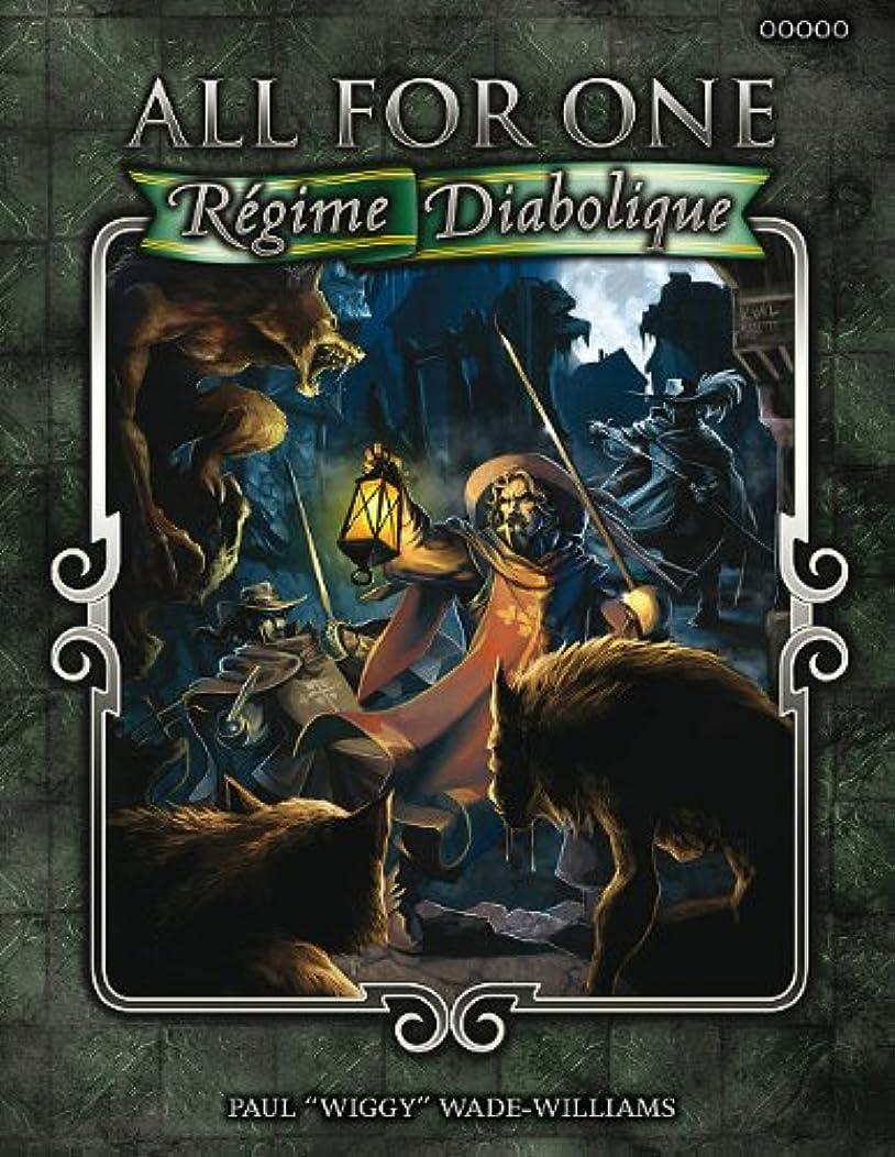 All For One: Regime Diabolque