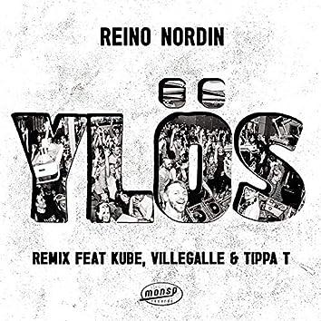 Ylös (feat. Kube, VilleGalle & TIPPA) [Remix]