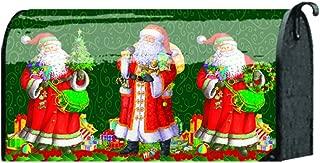 Magnolia 09053 Traditional Santa Christmas Mailbox Cover