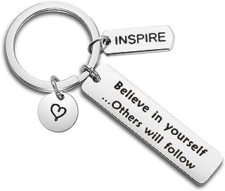 MAOFAED 励志礼品毕业礼品 Believe in Yourself Others Will Follow 励志礼物 新工作礼物