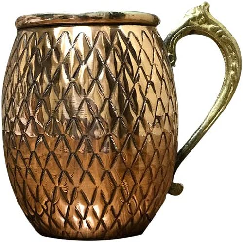 100% Pure Max 40% OFF Solid Hammered Copper Handcrafted Mug Des Max 79% OFF Mule Moscow