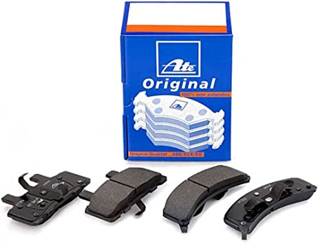 1 Bremsbelagsatz Scheibenbremse ATE 13.0460-5962.2 passend für NISSAN