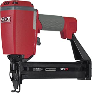 Senco SKSXP-L 1/4-Inch Crown Stapler, 7/8-to-1-1/2-Inch Leg