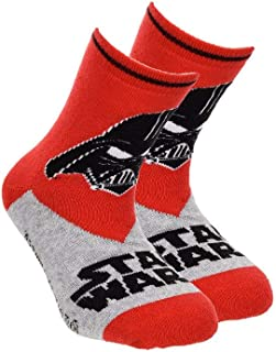 Suncity, Calcetines antideslizantes Star Wars Darth Vader T.27/30
