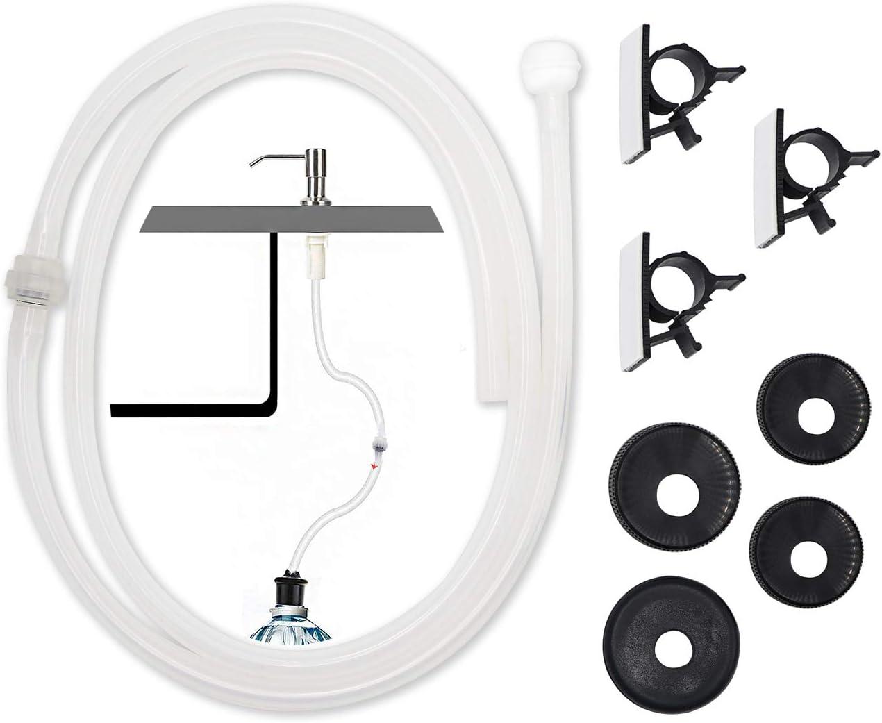 Soap Dispenser Extension Tube Kit(48.8