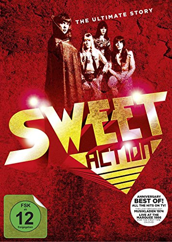 Sweet - Action [3 DVDs]