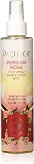 Pacifica Beauty Perfumed Hair & Body Mist, Persian Rose, 6 Fl Oz (1 Count)