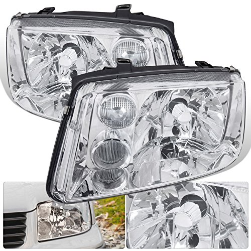 02 vw jetta headlight assembly - 5