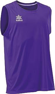 Luanvi Basket Pol Camiseta Deportiva sin Mangas, Hombre