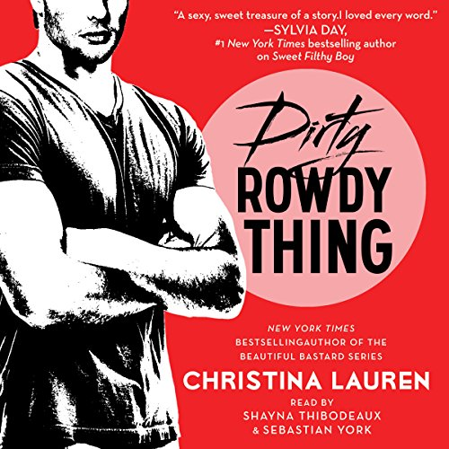 Dirty Rowdy Thing  By  cover art