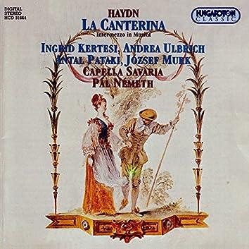 Haydn: La Canterina / Symphony No. 35 in B-Flat Major