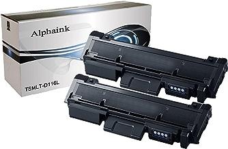 Alphaink AI-KIT2-MLT-D116L Kit 2 Toner compatibili per Samsung Xpress SL-M2625D SL-M2626 SL-M2675F SL-M2675FN SL-M2676 SL-M2825ND SL-M2825DW SL-M2826 SL-M2875FD SL-M2875FW SL-M2875ND SL-M2876