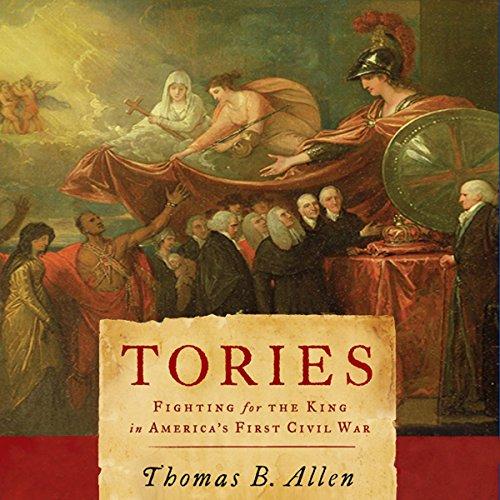 Tories audiobook cover art